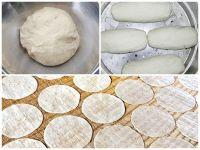 Cách làm bánh phồng tôm tại nhà