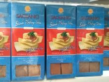 Bánh phồng tôm vuông Sa Giang cao cấp hộp 500gr